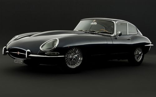 Jaguar E-Type Coupe 1961-67