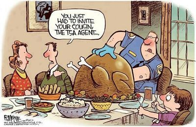 Happy tsa thanksgiving