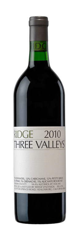 Ridge 2010 three