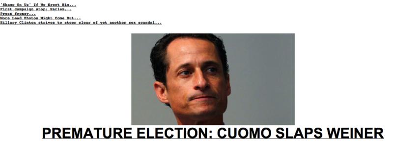 Andrew Weiner Drudge Headline-JPG
