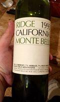 RidgeMonteBello1993