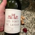 Les Forts de Latour 2007