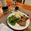 Bavette steak dinner - 4